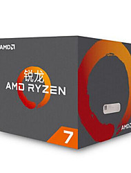 ryzen 7 1700 processadores AMD 8-core caixa de interface AM4 3.0 ghz 20mb