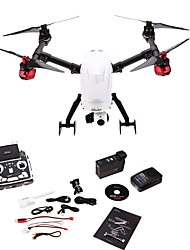 Walkera Voyager 3 Drone with HD 1080P Camera 3-Axis 360 Degrees Gimbal and LCD FPV Remote Control Radio