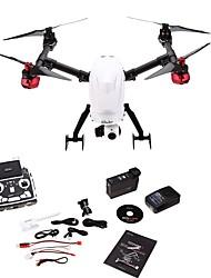 Drone Walkera 6 Canais 3 Eixos 5.8G Com Câmera HD Quadcópero com CR Controlar A Câmara Com CâmeraQuadcóptero RC Câmera Controle Remoto