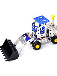 Construction Vehicle Vehicle Playsets 1:12 Metal Plastic Blue