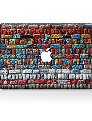 For MacBook Air 11 13/Pro13 15/Pro with Retina13 15/MacBook12 Color Stone Decorative Skin Sticker
