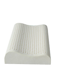 L50 x W30 x H7(low end)-10(high end)cm Natural Latex Pillow Anti-Dustmite Hypoallergenic Antimicrobial
