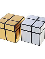 Shengshou® Спидкуб 2*2*2 Чужой Скорость профессиональный уровень Кубики-головоломки Зеленый Однотонный Гладкая наклейкиАнти-поп