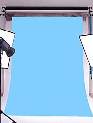 ciel bleu 3x5ft mince photographie vinyle studio toile de fond photo prop fond