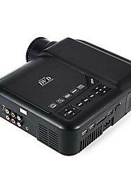 portátil hd 1080p projector lcd dvd player multimídia home theater 60 lumens DH-TL50