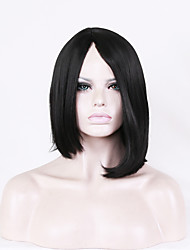 Hot Sale Bobo Style Fashion Synthetic Wig Cheap High Quality Heat Resistant