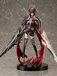 Anime Action Figures Inspired by Rage of Bahamut Olivia PVC 24 CM Model Toys Doll Toy