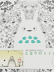 My Neighbor Totoro Coloring Book
