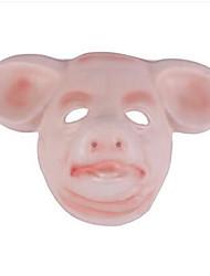 Máscara de Animal Porco Diversão Ao Ar Livre & Esportes Dia da Criança Dia das Bruxas Baile de Máscaras 1