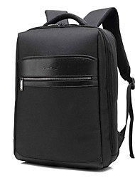 15.6 inch Stitching British Style Big Capacity Backpack for Macbook 13.3 15.4 inch Laptop
