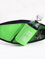 Cinto Porta-Garrafa Bolsa de cinto para Alpinismo Esportes Relaxantes Fitness Corrida Cooper Acampar e Caminhar Bolsas para EsporteÁ
