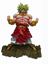 Anime Action Figures Inspired by Dragon Ball Saiyan PVC 25 CM Model Toys Doll Toy