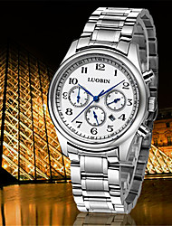 Fashion Watch Swiss Designer Quartz Stainless Steel Band Charm Silver