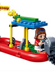Blocos de Construir para presente Blocos de Construir Brinquedos Criativos & Pegadinhas Brinquedos 5 a 7 Anos 8 a 13 Anos 14 Anos ou Mais