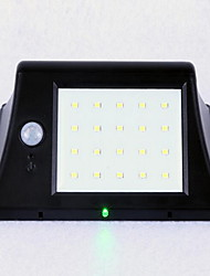 Solar Body Sensor Wall Lamp 20LED Lamp