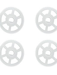 4pcs Gear Wheel for WLtoys V686 V686K V686G RC Quadcopter Original Spare Parts V686-08