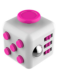 Игрушка Fidget Desk Fidget Cube Игрушки Квадратный EDC Стресс и тревога помощи Фокусная игрушка Сбрасывает СДВГ, СДВГ, Беспокойство,