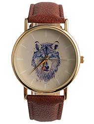 Men's Women's Kids' Unisex Sport Watch Dress Watch Fashion Watch Wrist watch / Japanese Quartz Leather Band Vintage Charm Cool Casual