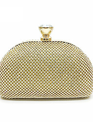 L.west Women Elegant High-grade Luxury Diamonds Evening Bag