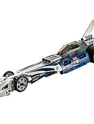 Bausteine Für Geschenk Bausteine Model & Building Toy Auto Plastik 2 bis 4 Jahre 5 bis 7 Jahre 8 bis 13 Jahre 14 Jahre & mehr Weiß