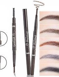 1PCS All Day Hard-Wearing Waterproof Self-Motion Rotate Eyebrow Pencil