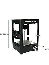Supercarver All Metal 1000Mw Small Diy Marking Machine Cutting Plotter Miniature