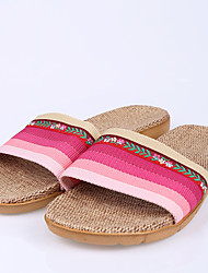 Modern/Contemporary House Slippers Women's Slippers Pink