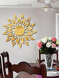 Espejos Formas Abstracto Pegatinas de pared Calcomanías de Cristal para Pared Adhesivos de Pared Espejo Calcomanías Decorativas de Pared,