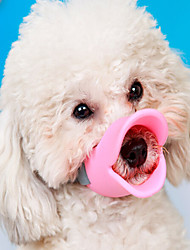 The Pet Dog's Mouth Called Duckbill Set Anti Bite Proof Anti Picking Sleeve