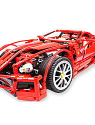 Bausteine Für Geschenk Bausteine Model & Building Toy Auto Plastik 2 bis 4 Jahre 5 bis 7 Jahre 8 bis 13 Jahre 14 Jahre & mehr Rot