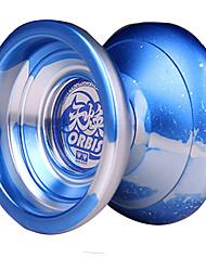 Profesional Yoyó Hobbies de Tiempo Libre Esfera ABS Regalos Azul