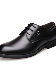 Men's Fashion Business Genuine/Real Leather Shoes/Oxfords