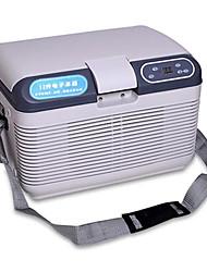 холодильник автомобиля 12L охлаждение и обогрев автомобиля домой dual12v / 24v / 220v-240v