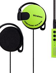 Bluetooth 4.0 écouteurs métal magnétique casque bluetooth stéréo bruit annulation écouteurs sans fil pour téléphone mobile