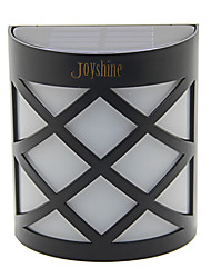 Joyshine N763D 5050 SMD LED Solar Light Colorful Wall Courtyard Lamp