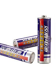 5 AA-Batterien 40 Kapseln geringer Stromverbrauch Fern Wanduhr Maus und Tastatur Spielzeug Rasierer Radio Kinder usw.
