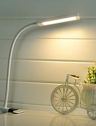 levou mesa de proteção da lâmpada olho aprendizagem usb luz lâmpada de mesa clipe de fixação estudantes quarto de luz ajustável