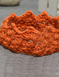 Kid's Cute Baby Cotton Knitting Crown Headbands
