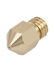 Geeetech Brass M6 nozzle for MK8 extruder