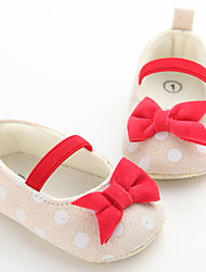 Baby Flats Spring Fall First Walkers Leatherette Outdoor Casual Low Heel Magic Tape White Pink Light Blue Walking