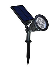Lawn Light Solar Spotlights
