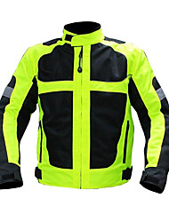 Motorcycle Anti-UV Jacket Motocross Racing Reflective Safety Coat Sportswear Motorbike Protective Gear Clothing