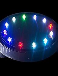 Acquari Decorazioni Acquario Multicolore Risparmio energetico Non tossico e senza sapore Lampada LED 220V