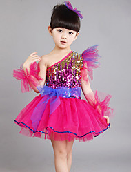 Shall We Ballet Dresses Children 3 Pieces Dress Bracelets