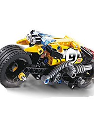 Building Blocks For Gift  Building Blocks Model & Building Toy Motorcycle Plastic 2 to 4 Years 5 to 7 Years 8 to 13 Years 14 Years & Up