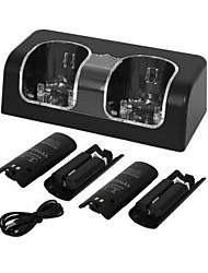 --Batteries et chargeurs-Audio et vidéo-Nintendo Wii-Rechargeable-Nintendo Wii