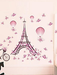 1 Vinyl Wall Stickers  Eiffel Tower