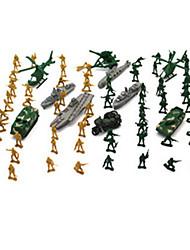 Figurines d'Action & Animaux en Peluche Modèle d'affichage Jouets Vert