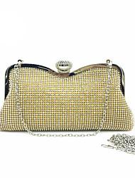 Women Polyester Satin Formal Event/Party Wedding Evening Bag Handbag Clutch More Colors