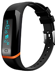 YYX12 Smart Bracelet / Smart Watch / Activity TrackerLong Standby / Pedometers / Heart Rate Monitor / Alarm Clock / Distance Tracking